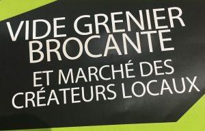 Vide grenier brocante et marché de créateurs locaux Beaumontois en Périgord