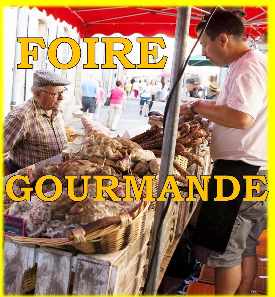 FOIRE GOURMANDE 2020-08-07 Mont Lozère et Goulet