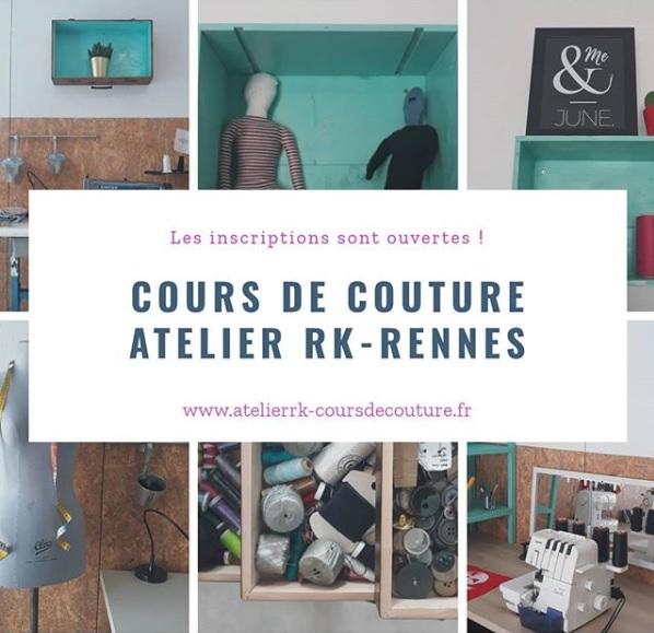 atelier rk couture mur habite