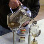 Atelier percolation cafetière à l'ancienne Soumensac