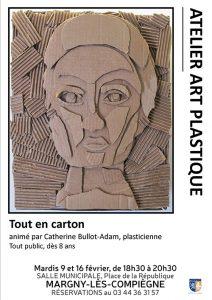 """Ateliers """"Tout en carton"""" Margny-lès-Compiègne"""
