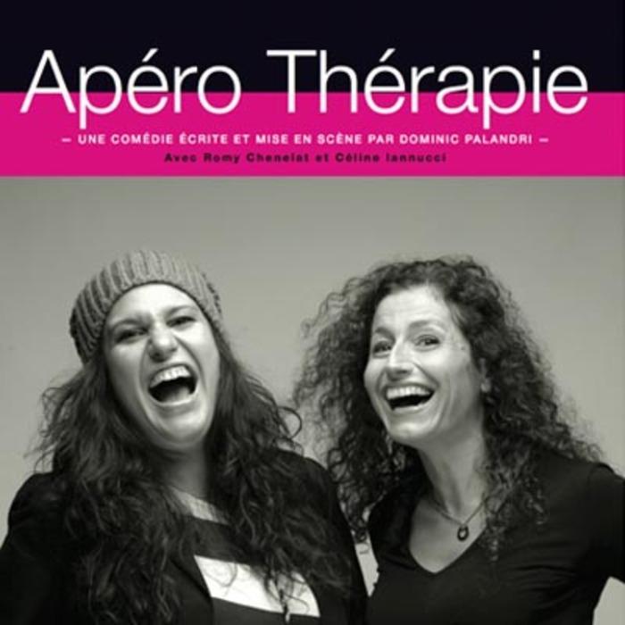 Apéro Thérapie Café Théâtre Le Bacchus Rennes