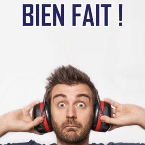 """Jean Baptiste Mazoyer - """" Bien fait ! """" Café Théâtre Le Bacchus Rennes"""