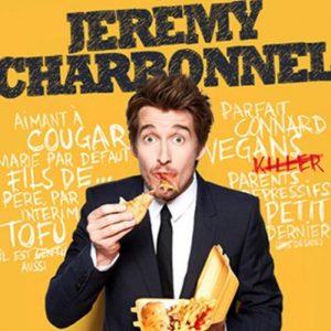 """Jérémy Charbonnel - """" Spectacle sans gluten """" Café Théâtre Le Bacchus Rennes"""