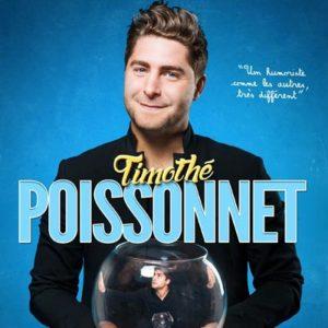 """Timothé Poissonnet - """" Dans le bocal """" Café Théâtre Le Bacchus Rennes"""