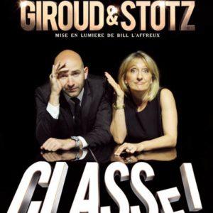 Cécile Giroud & Yann Stotz - La Classe Café Théâtre Le Bacchus Rennes