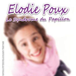 Élodie Poux - Le syndrome du papillon Café Théâtre Le Bacchus Rennes