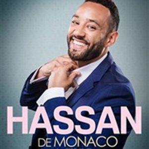 Hassan de Monaco Café Théâtre Le Bacchus Rennes