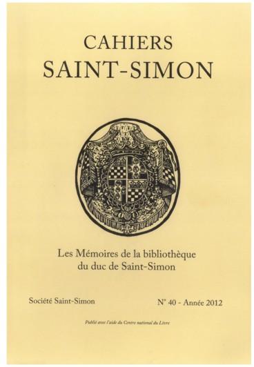 Saint Simon delacomptée