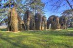 Domaine Régional de Chaumont Centre d'Arts et de Nature - Installations pérennes Chaumont-sur-Loire Loir-et-Cher  2021-02-01
