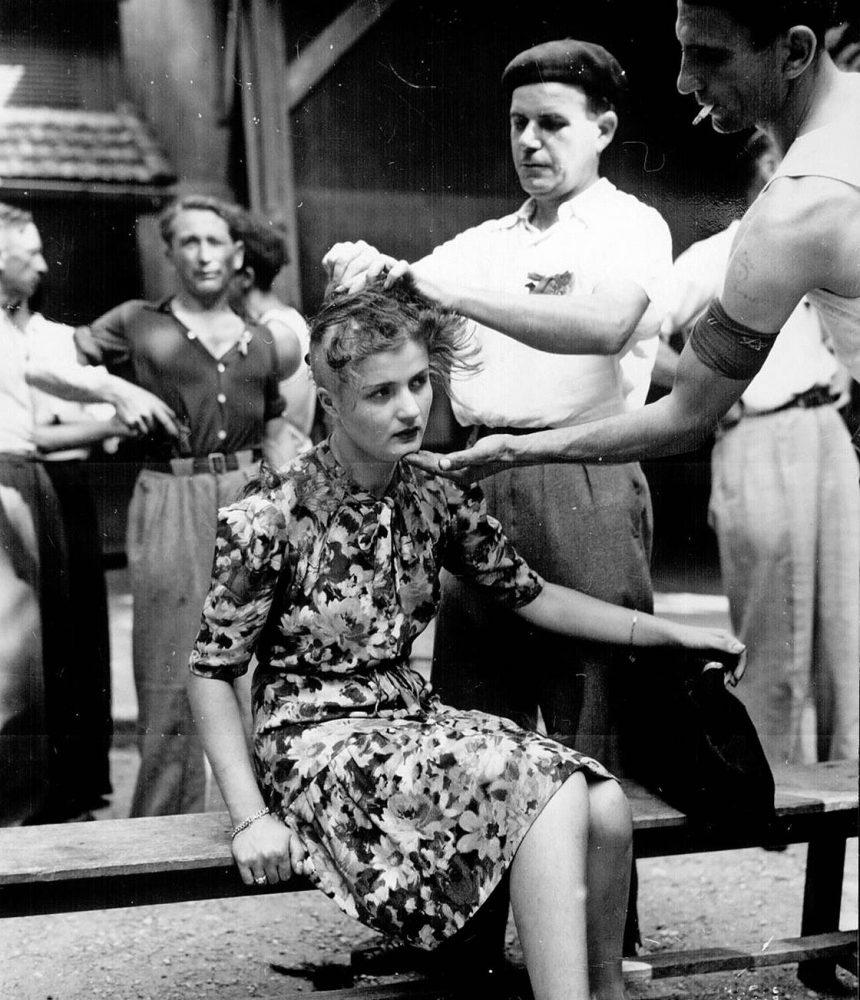 Femme Seconde Guerre Mondiale