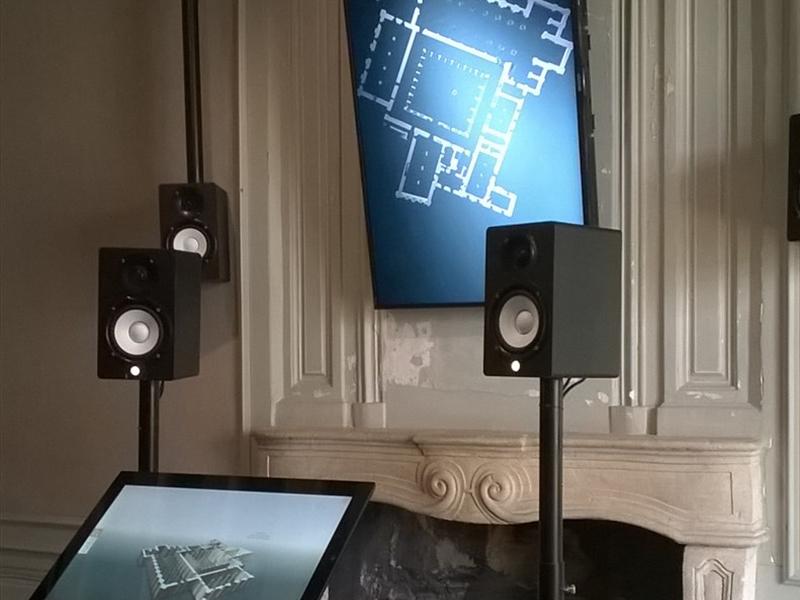 Installation : Le Concert prolongé Bruère-Allichamps