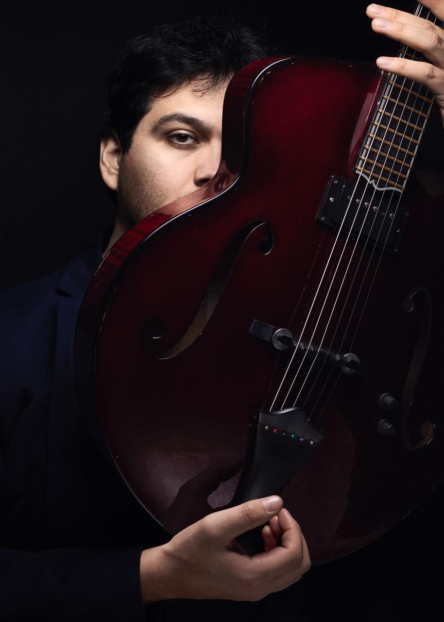 #JazzDeDemain - MIGUEL CASTRO Le Baiser Salé
