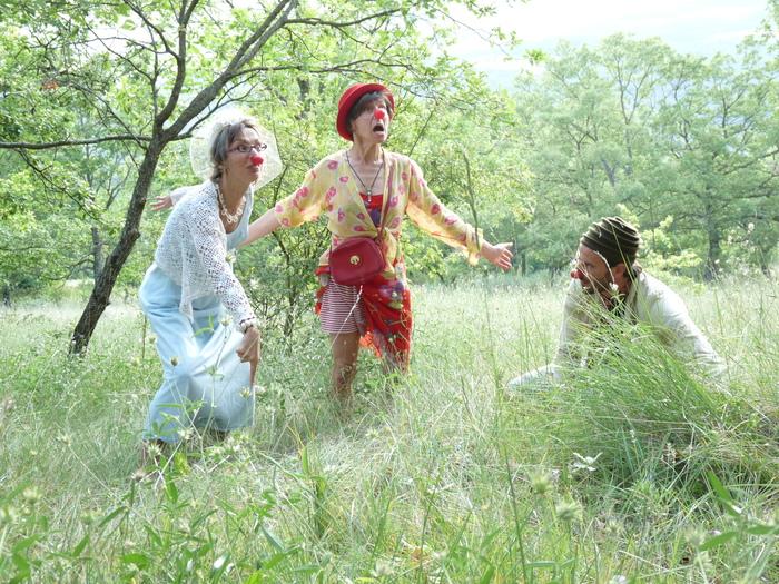Stage 3 jours pour découvrir ou revisiter le clown à Angles sur l'Anglin L'atelier des Sources Angles-sur-l'Anglin
