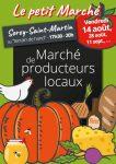 LE PETIT MARCHÉ Sorcy-Saint-Martin