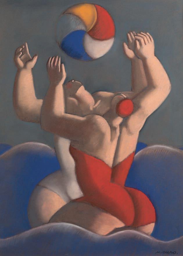 mariano otero les baigneuses
