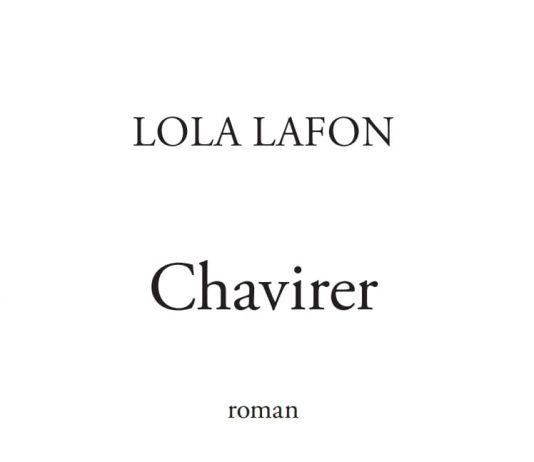 LOLA LAFON CHAVIRER