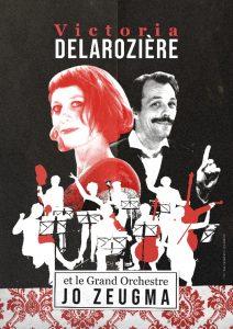 Victoria Delarozière Péniche spectacle Rennes