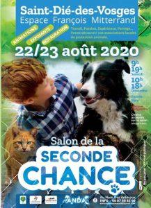 SALON ANIMALIER DES LA SECONDE CHANCE Saint-Dié-des-Vosges