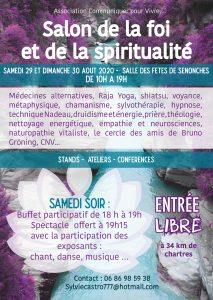 Salon de la foi et de la spiritualité - Senonches Senonches