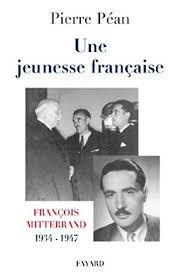 une jeunesse française pierre péan
