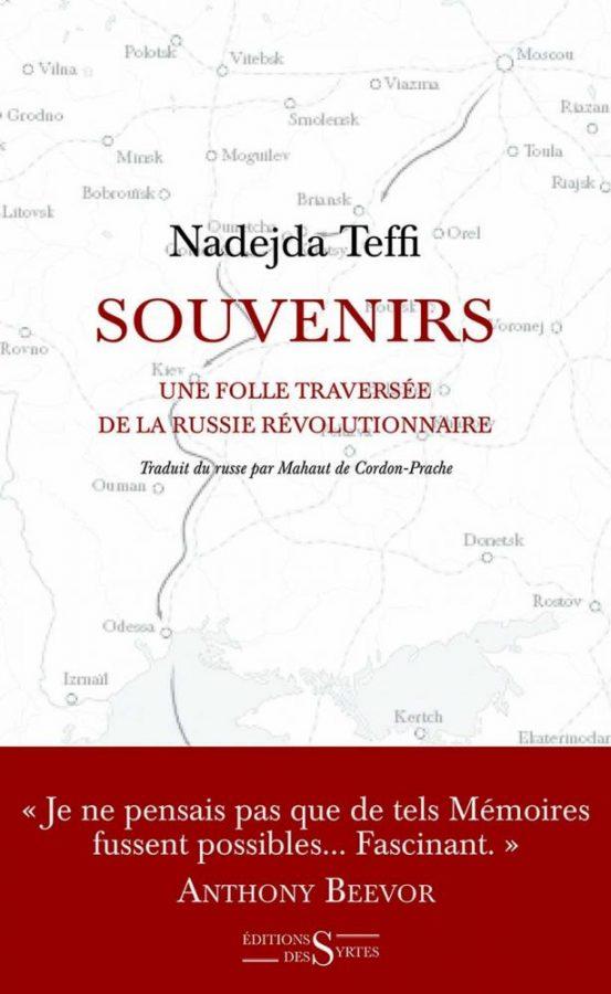 Nadejda Teffi Souvenirs