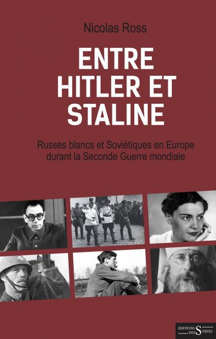 Hitler et Staline Russes blancs
