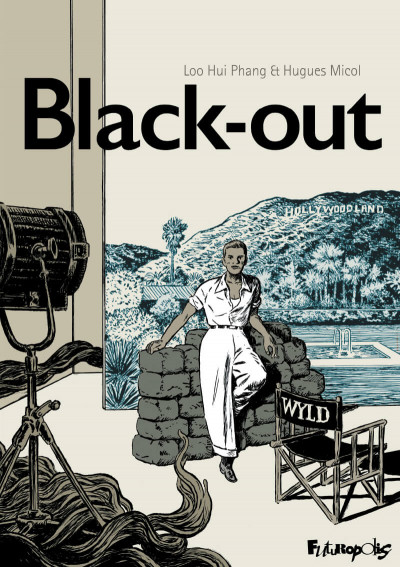 BD BLACK OUT FUTUROPOLIS