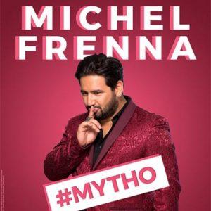 """Michel Frenna - """" #Mytho """" Café Théâtre Le Bacchus Rennes"""