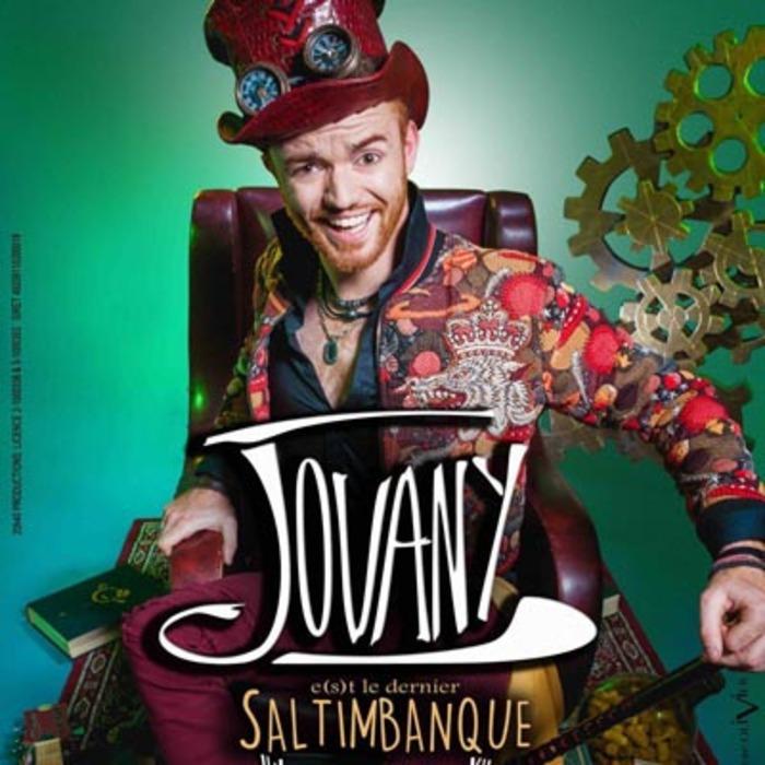 Jovany & le dernier saltimbanque Café Théâtre Le Bacchus Rennes