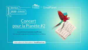 CONCERT POUR LA PLANÈTE #2 Seine musicale