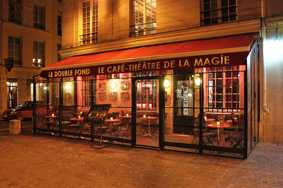 HALLOWEEN Théâtre Le Double Fond