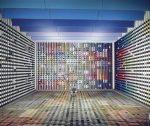 Images vivantes par YAACOV AGAM Centre national d'art et de culture Georges Pompidou