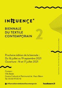 Influence : j'habille mon territoire - Les Ateliers du Fil Oloron-Sainte-Marie   2021-03-05