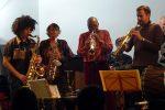Jazz et musique improvisée avec Steve Potts Théâtre des Ateliers du Chaudron