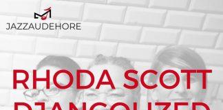 JAZZAUDEHORE 20 NOV. | RHODA SCOTT : DJANGOLIZED Cazaudehore