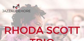 JAZZAUDEHORE 21 NOV. | RHODA SCOTT TRIO Cazaudehore
