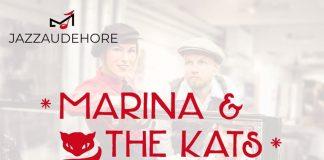 JAZZAUDEHORE 4 DEC. | MARINA & THE KATS Cazaudehore