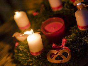 Marché de Noël de l'APEH Wisches