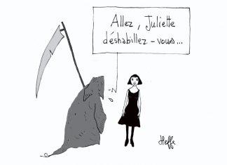mort juliette greco