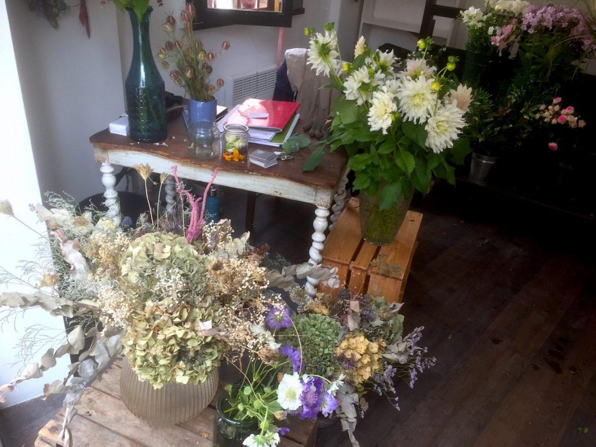 rennes saint-germain fleurs