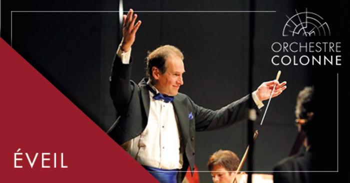 Concert-éveil | Le Grand Orchestre Salle Wagram Paris