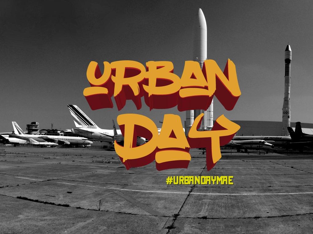 Urban Day musée de l'Air et de l'Espace