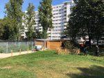 Visite guidée de la Ferme urbaine René-Binet Jardin René-Binet