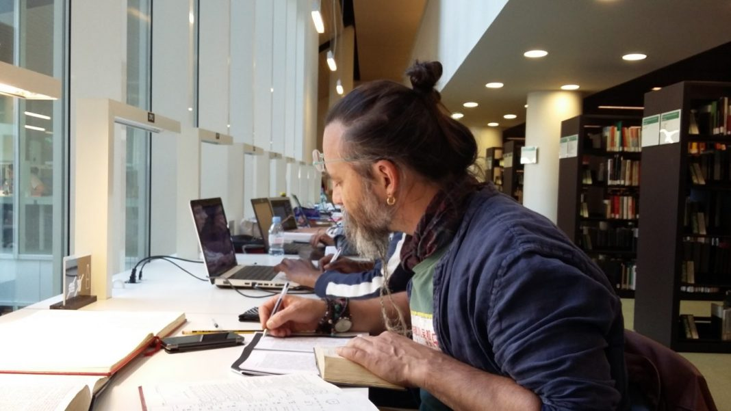 Yann Varc'h Thorel traducteur chinois breton