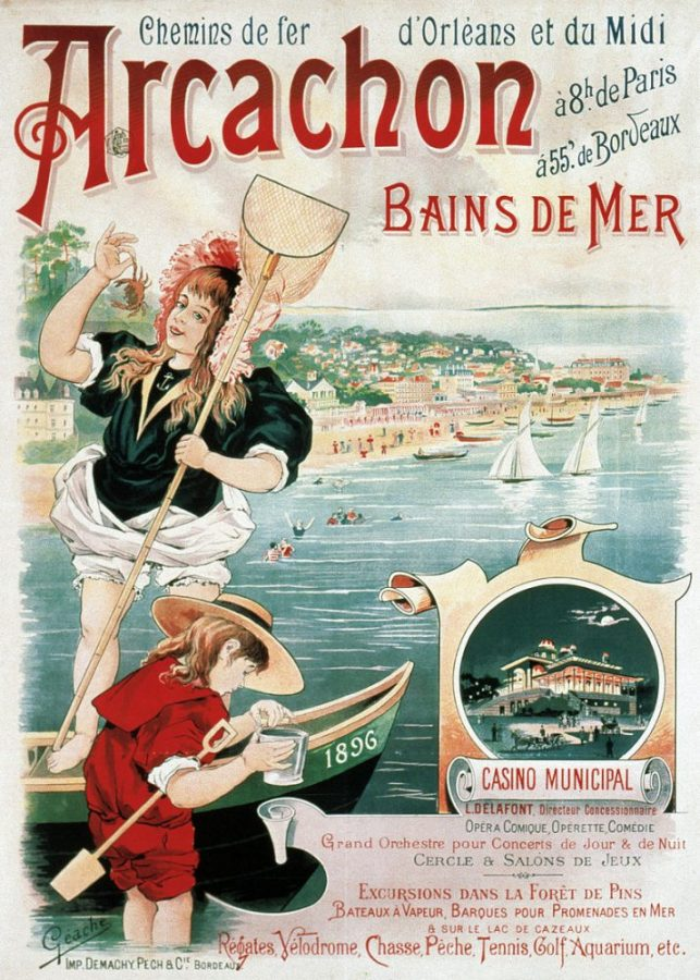 ARCACHON BAINS DE MER