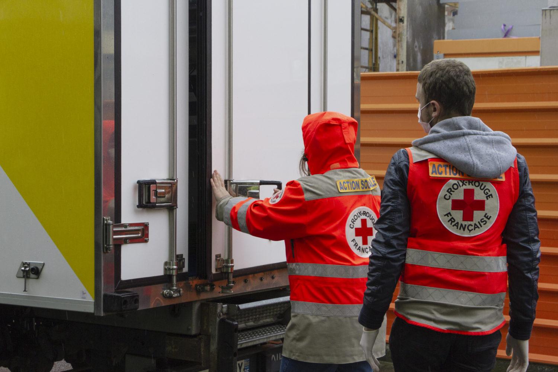 La Croix rouge Rennes