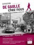 Exposition « De Gaulle chez nous – mai 1959 » aux archives départementales de Loir-et-Cher Vineuil   2021-01-29