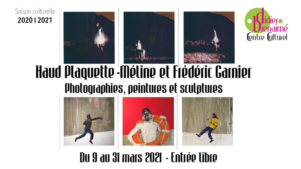 Exposition « TWO-gether » La Chapelle-Saint-Luc   2021-03-09