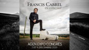 Francis Cabrel en concert Agen